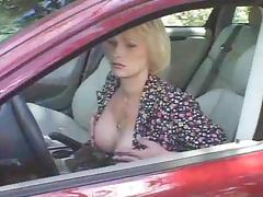 Hot sex by car porn tube video