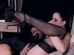 taissiashanti and dolly porn tube video