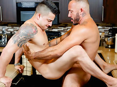 Hunter Vance & Alessio Romero in Half Hearted Part 2 Video