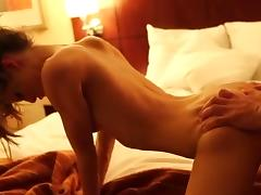 Awesome fuck in hotel porn tube video