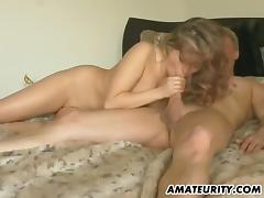 Cowgirl adventure with the natural blonde who knows how to ride porn tube video