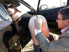 Car, Adorable, Car, Couple, Cunt, Fucking