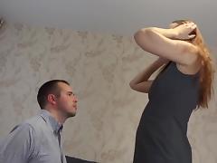 teaching a lesson porn tube video