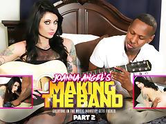 Jon Jon & Jordyn Shane in Making The Band XXX - Part 2 Scene