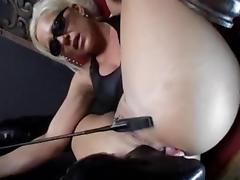 Ass Licking, Ass Licking, Femdom, German
