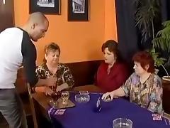 Three Fat Grannies