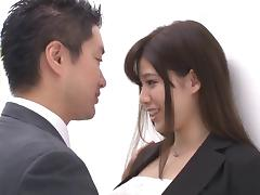 Mesmerizing Japanese brunettes are always happy to have kinky sex!