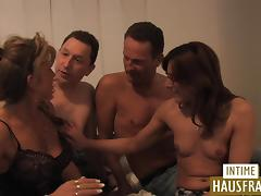 Swinger Party bei Susi Teil 1