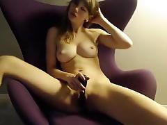 Chair and Vibe Play Hong Kong tube porn video