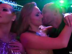 Beauty pornstars fuck in club porn tube video