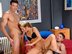 Shana Lane & Trystan Bull & Marko Lebeau in Dr. Bull - Sex Therapist XXX Video porn tube video