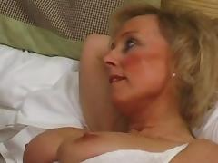 MILF, British, Cum in Mouth, Fucking, Hotel, Massage