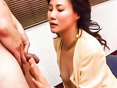 JAV, Asian, Blowjob, Facial, Hardcore, Japanese