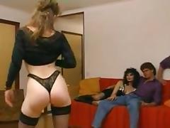Vintage Group Fuck porn tube video
