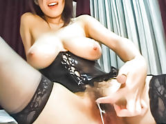 Best Japanese whore in Crazy JAV uncensored Dildos/Toys video porn tube video