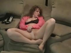 Pantyhose Masturbation tube porn video