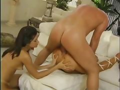 3some With Houston and Stephanie