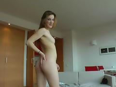 After grinding on Rocco's cock he fills her mouth with hot cum porn tube video