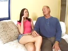 My Daddy Old Friend... tube porn video
