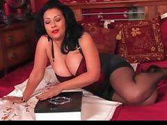Donna Ambrose AKA Danica Collins - Shoe fuck