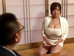 Rough, Asian, Big Tits, Blowjob, Boobs, Chubby
