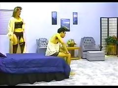 CFNM, BDSM, CFNM, Femdom, Foursome, Lingerie