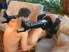Titus Steel fucking in black socks tube porn video