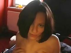 Non-Professional pair trying anal