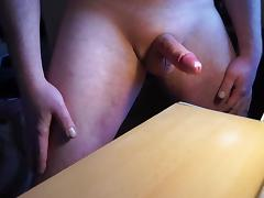 Cumming with a vibrator porn tube video