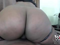WCP CLUB Juicy Booty Ebony Layton Benton porn tube video