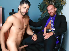 Steven Ponce & Ray Han in Social Media Hookup Video porn tube video