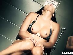LARA TINELLI Serial Squirter porn tube video