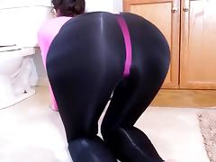 Leggings, Amateur, Latex, Sex, Spandex, Leggings