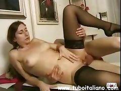 Italian Real Amateur Casalinga