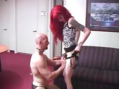 Strapon redhead 5