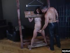 Janis King cant help but love the bdsm lifestyle