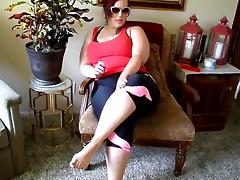 BBW Ursula Sward Playing With Herself porn tube video