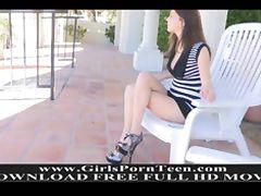 Kiara public poses and dress perfect natural tube porn video
