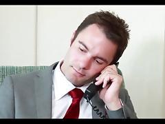 ZA and CK Bareback porn tube video