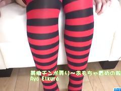 Dazzling trio hardcore with nasty Aya Eikura tube porn video