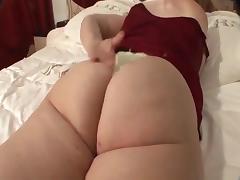 big mature in solo porn tube video