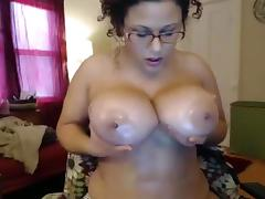 CAMWH0RES 2016 - The Legendary Honey Kiss - OILED TITS porn tube video