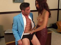 Dirty Talking videos. Many lewd ladies know that filthy talking during sex increases the sexual arousal