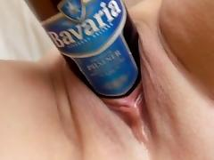 bierfles porn tube video