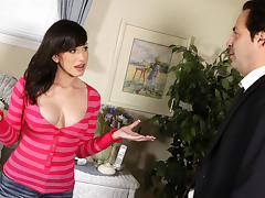 Jennifer White in Don't Tell My Wife I Assfucked the Babysitter #02, Scene #04 tube porn video
