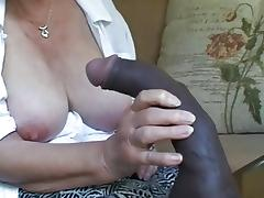 Granny cums another time porn tube video