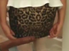 mature crossdresser with Adam Dexter dildo tube porn video