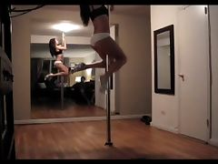 POLE DANCING tube porn video