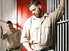 Tommy Defendi & Ludo Sander in Prisoner Of War Video porn tube video
