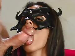 Compilation of Masks and Blowjobs